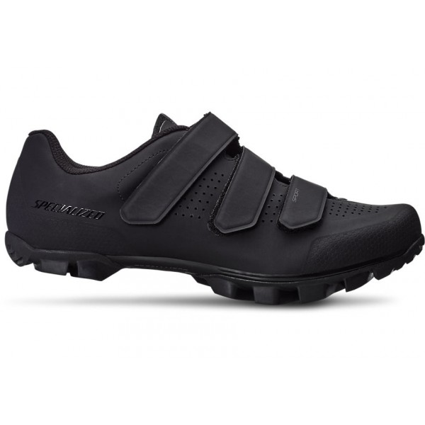 61117 504 SHOE SPORT MTB BLK HERO