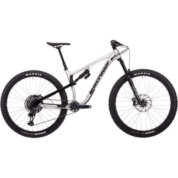 Nukeproof Reactor 290 Pro Alloy Bike GX Eagle Brushed Alloy 01 1080x